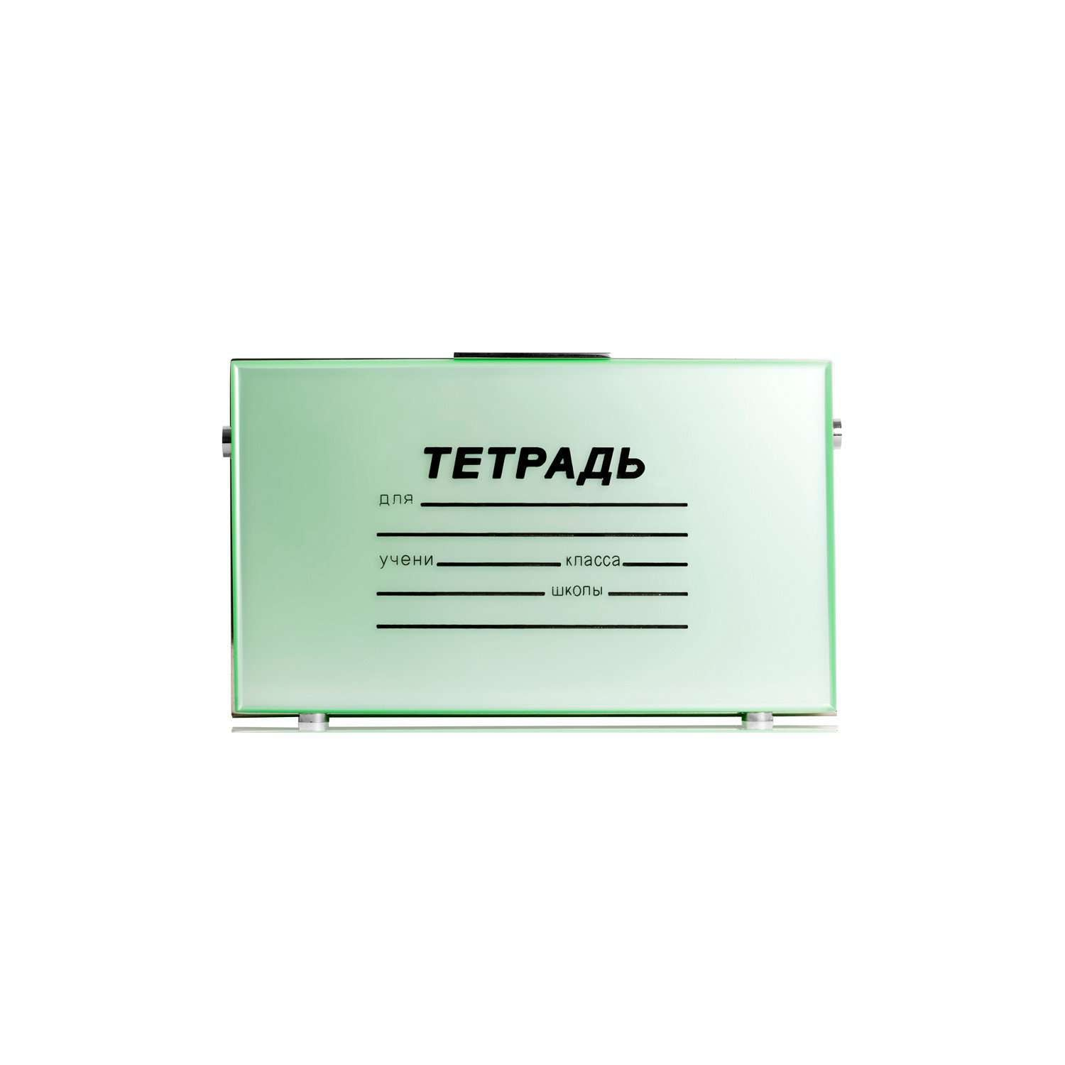 """Tetrad"" clutch bag"