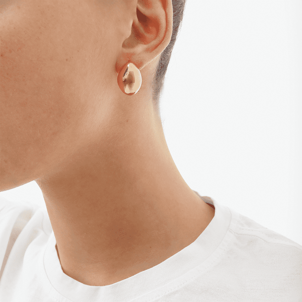 Mini Drop Shape Earrings