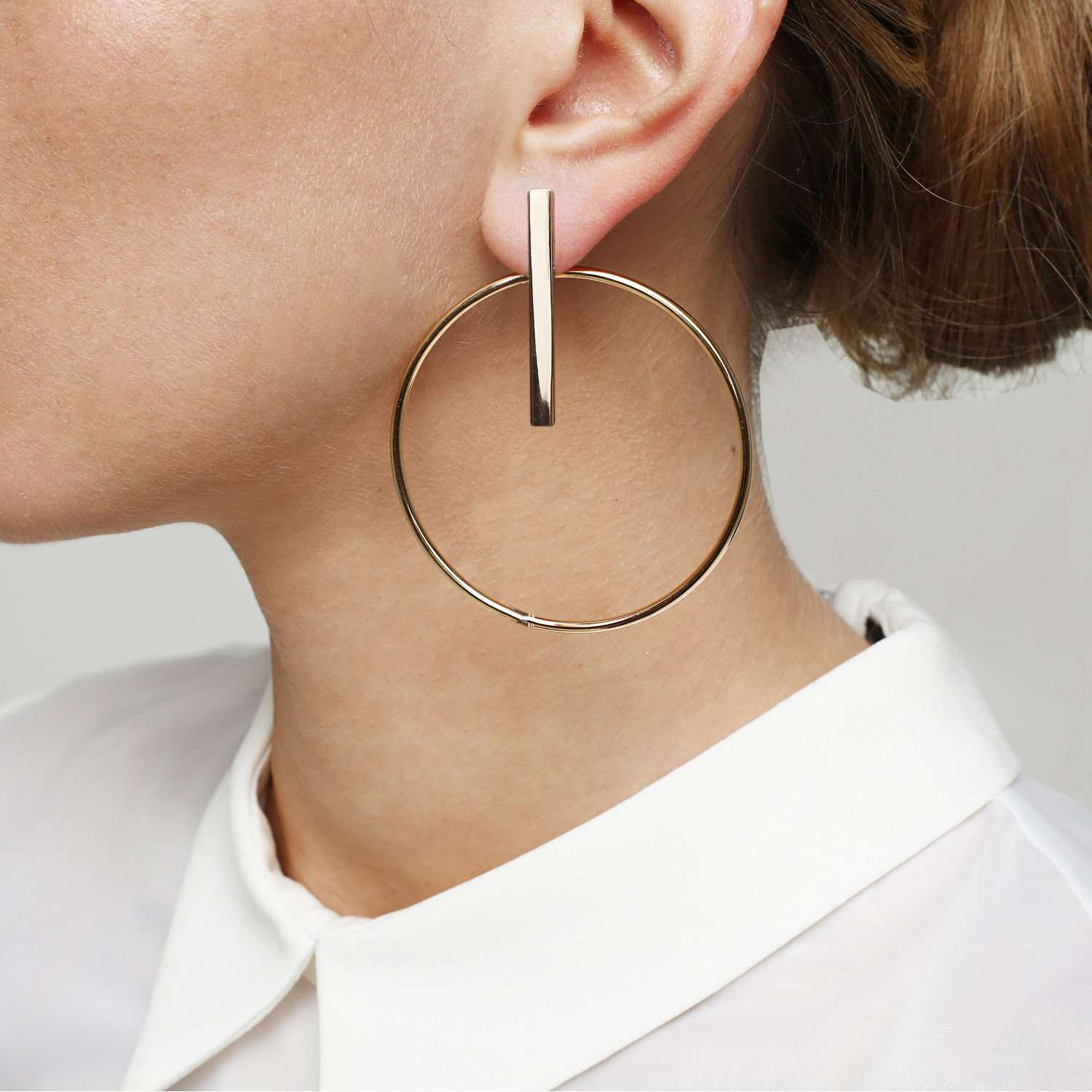 Buy Online Circle Earrings