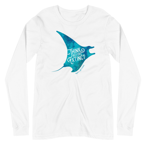 Manta Unisex Long Sleeve Tee