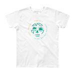 Love Respect Protect Youth Short Sleeve T-Shirt - Think Before Extinct