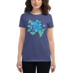 Protect the Fin Women's short sleeve t-shirt