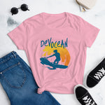 Retro Surfer Women's short sleeve t-shirt