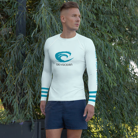 DevOcean Men's Rash Guard