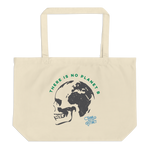 No Planet B Large organic tote bag