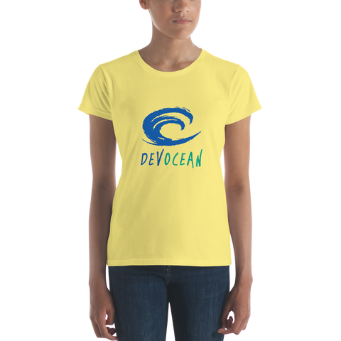 Devocean Women's short sleeve t-shirt
