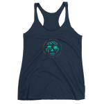 Love Respect Protect. Women's Racerback Tank - Think Before Extinct
