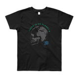 No Planet B Youth Short Sleeve T-Shirt - Think Before Extinct