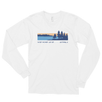 MY LKN Lake Long sleeve t-shirt