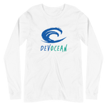 Devocean Unisex Long Sleeve Tee - Think Before Extinct