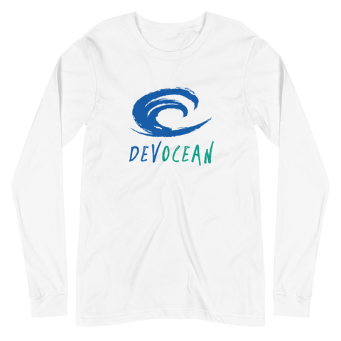 Devocean Unisex Long Sleeve Tee
