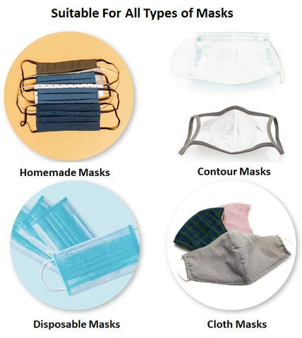Face Mask Support For Adults (Pack of 5)