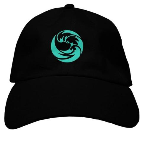 embroidered logo dadhat
