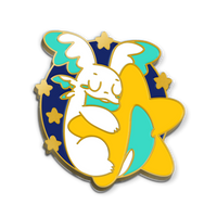 Star Player Enamel Pin - PRE ORDER