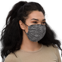 Lunar Face Mask