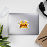 crestburger sticker