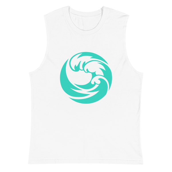 basic beastcoast logo - muscle tank