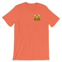crestburger pocket-print tee