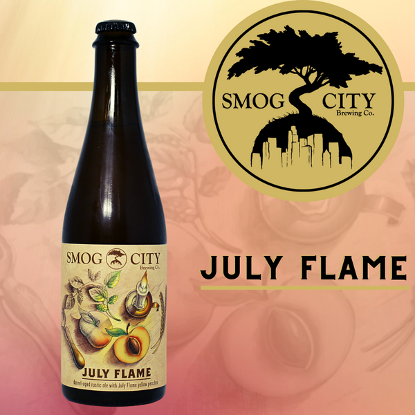 July Flame (CA Beer Shipping)