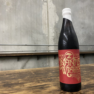 Vintage Infinite Wishes 2017 500ml Bottle (CA Beer Shipping)