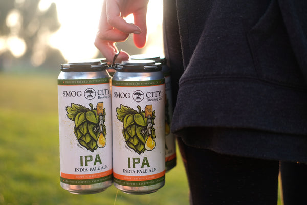 Smog City IPA 4-Pack Cans (CA Beer Shipping)