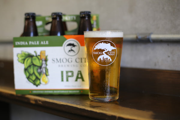 Smog City IPA 6-Pack Bottles (CA Beer Shipping)