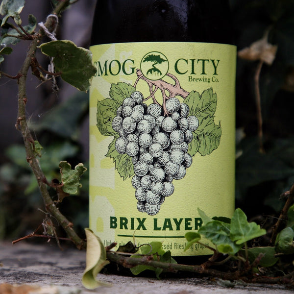 SAVE OUR BEER SPECIAL! Brix Layer 2019 500ml Bottle (CA Beer Shipping)