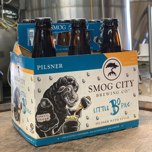 Little Bo Pils 6-Pack Bottles (CA Beer Shipping)
