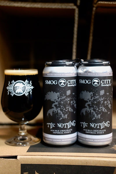 The Nothing 4-pack cans