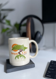 Smog City Retro Coffee Mug (11oz)