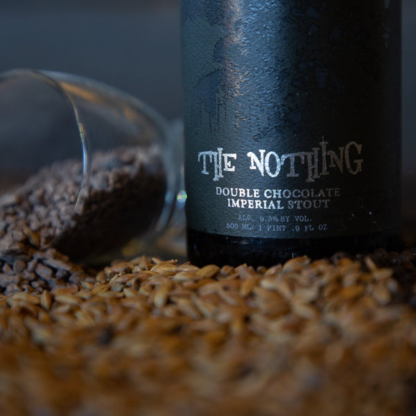 Vintage 2018 The Nothing 500ml Bottle (CA Beer Shipping)