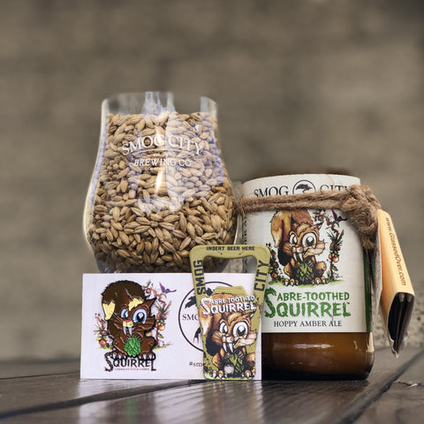 ULTIMATE SQUIRREL GIFT SET