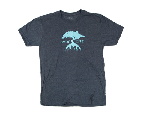 OFFICIAL TAPROOM T SHIRT- VINTAGE BLUES