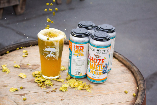 Haze Well With Others Hazy IPA