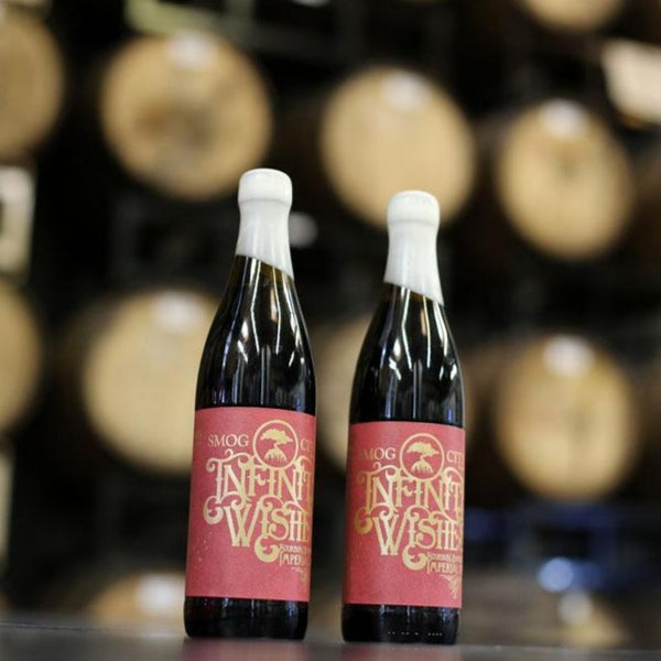 Vintage Infinite Wishes 2018 500ml Bottle (CA Beer Shipping)