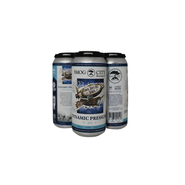 Dynamic Pressure 4-Pack cans