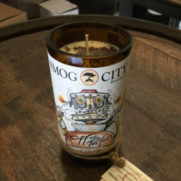 COFFEE PORTER CANDLE