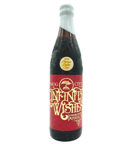Peanut Butter Cup Wishes 2021 pre-sale (500ml bottle)