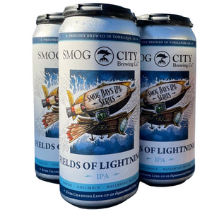 Fields of Lightning Smog Days IPA