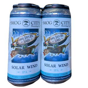Solar Wind Smog Days IPA