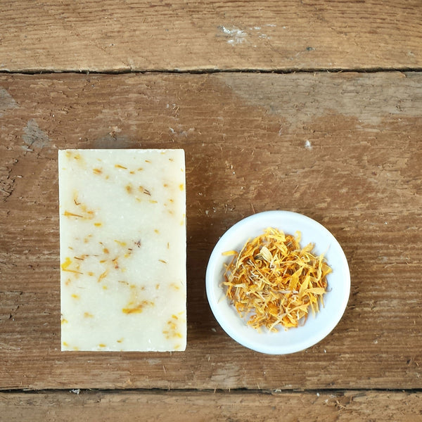 calendula soap unscented