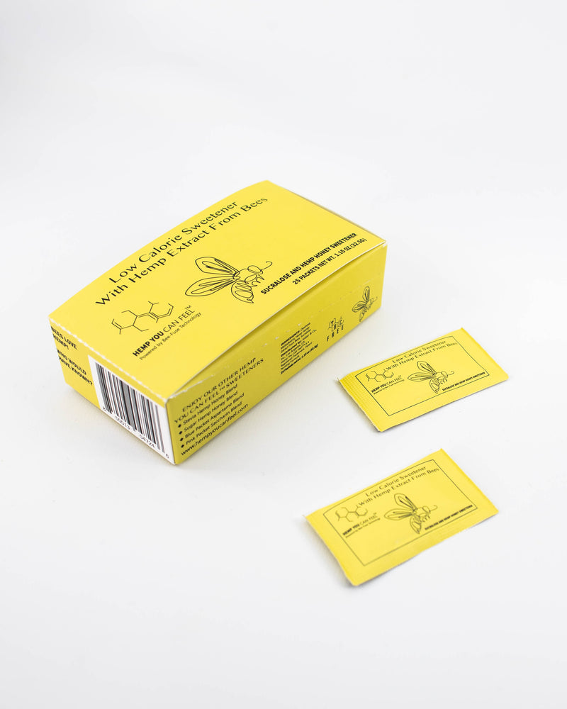 Sucralose Blend - Yellow Packets