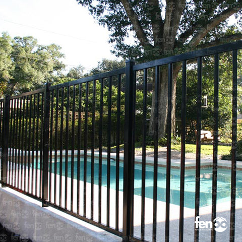 Alamo Aluminum Pre-Assembled Fence Panel