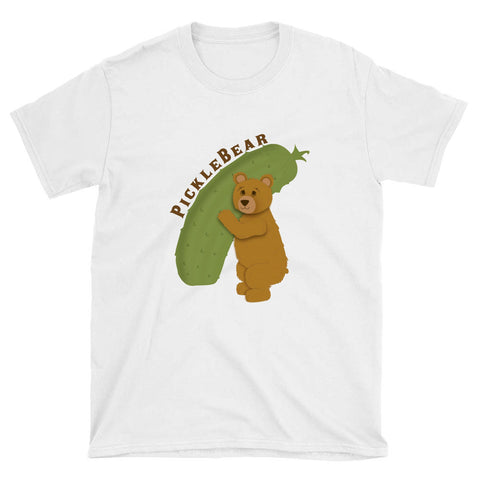 PickleBear Branded T-Shirt - PickleBear - Colorado Pickles