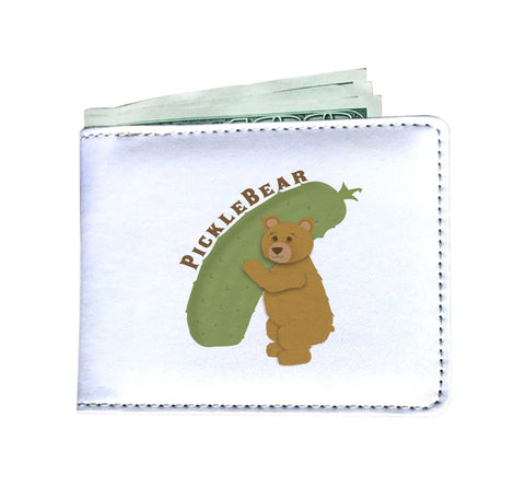 PickleBear Men's RFID Wallet - PickleBear - Colorado Pickles