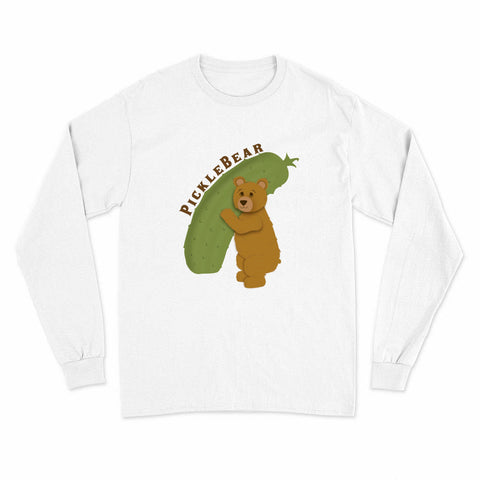 PickleBear branded Long Sleeve Shirt - PickleBear - Colorado Pickles