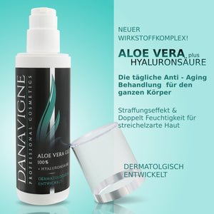 Aloe Vera & Hyaluron Body Gel (200ml)