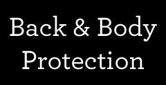 Back & Body Protection