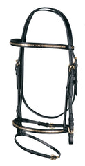 Clincher Brass bridle Pariani arkaequipe.com