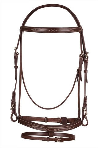 Pariani Oxer Bridle with reins